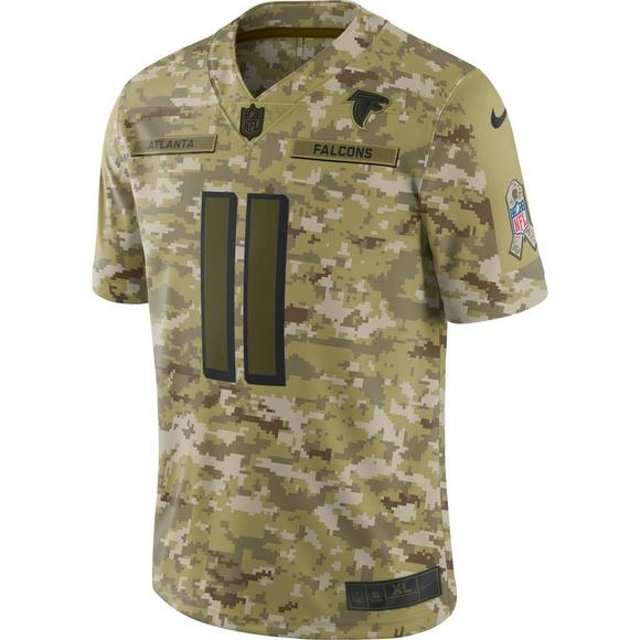 Nike Men s Atlanta Falcons Julio Jones Salute to Service Limited Jersey -  Main Container Image 1 f91fb4815