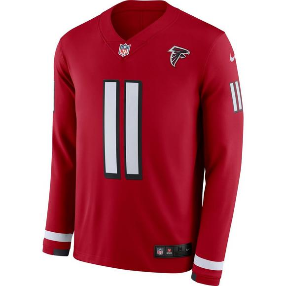 reputable site 82366 2f40a Nike Men's Atlanta Falcons J. Jones Therma Jersey