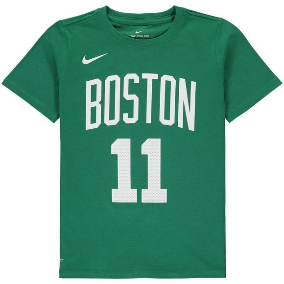 dfadad637 Nike Youth Boston Celtics K. Irving Name   Number T-Shirt - Main Container