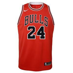 Nike Youth Chicago Bulls Lauri Markkanen Icon Swingman Jersey cfda40c9c