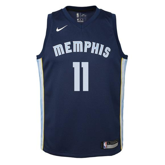 af3ee2bc2 Nike Youth Memphis Grizzlies Mike Conley Icon Swingman Jersey - Main  Container Image 2