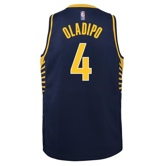 huge inventory 424d2 17e0f Nike Youth Indiana Pacers Victor Oladipo Icon Swingman ...
