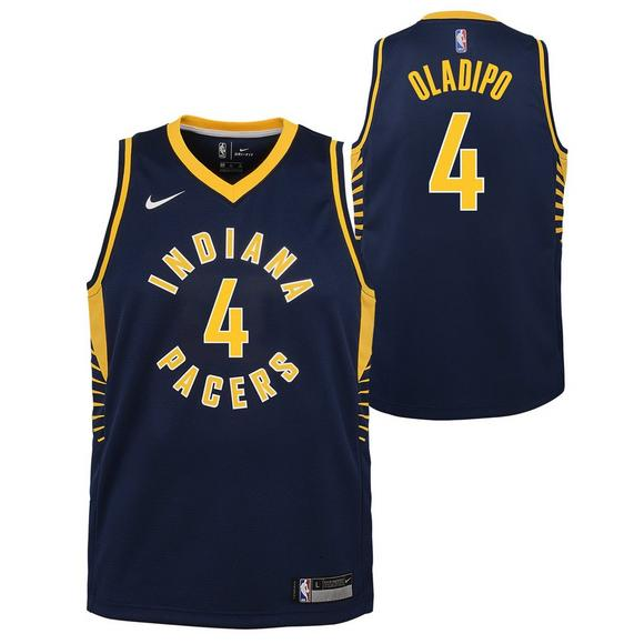 Nike Youth Indiana Pacers Victor Oladipo Icon Swingman Jersey - Main  Container Image 1 df2e347431