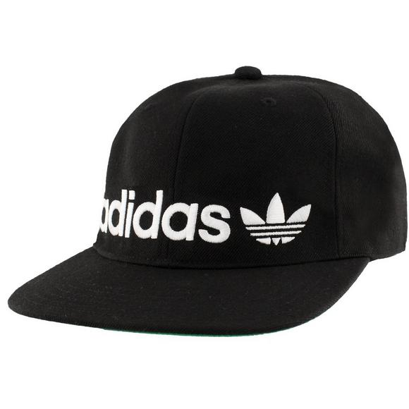 adidas Originals Relaxed Banner Hat - Main Container Image 1 638cbfd261e
