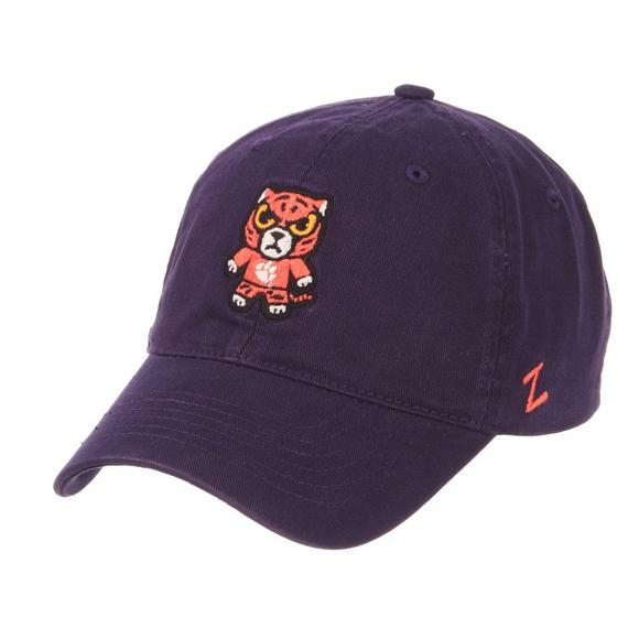 Zephyr Clemson Tigers Tokyodachi Shibuya Adjustable Hat - Main Container  Image 1 564879092dc