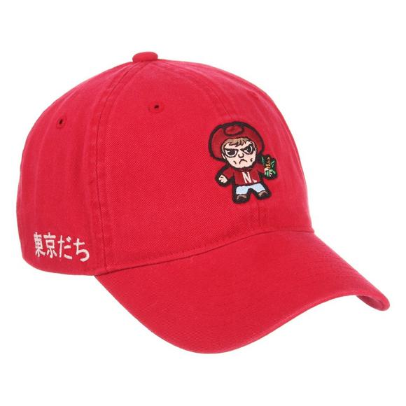 f38bb1d96a4a0 Zephyr Nebraska Cornhuskers Tokyodachi Shibuya Adjustable Hat - Main  Container Image 2