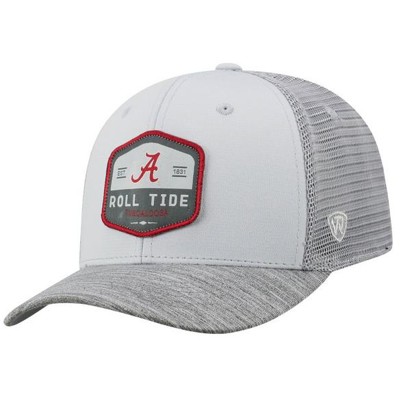 Top of the World Alabama Crimson Tide Hyjack 1Fit Stretch Fit Hat - Main  Container Image 474ada060c82