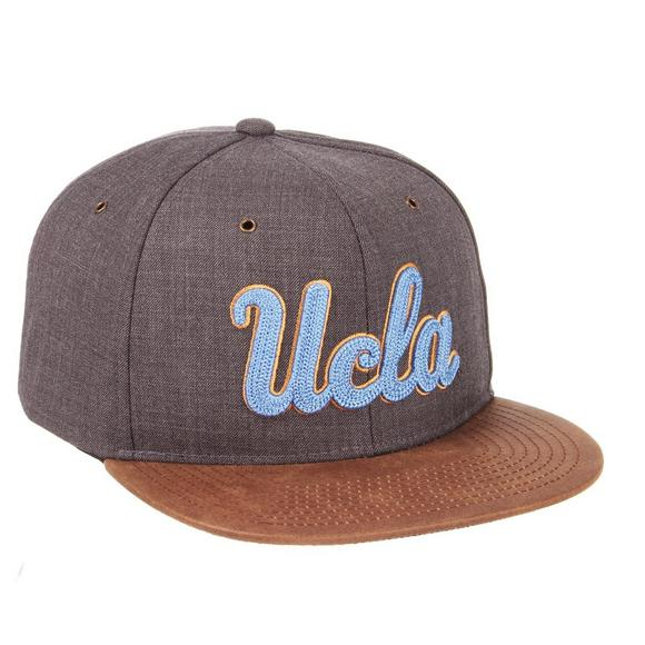 ad868ca647f29 Zephyr UCLA Bruins Monarch Snapback Hat - Main Container Image 2