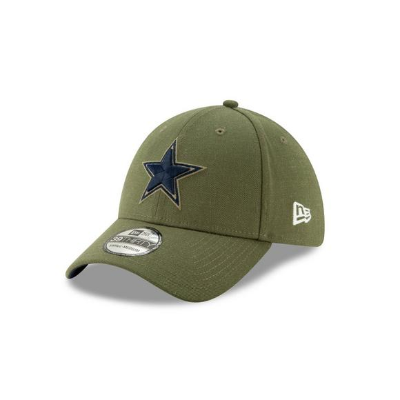 the best attitude cebb8 ae6b9 New Era Dallas Cowboys Salute to Service 39THIRTY Stretch ...