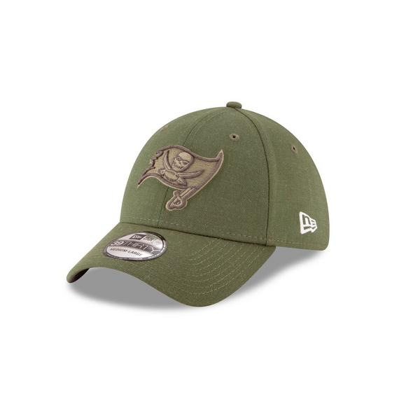 New Era Tampa Bay Buccaneers Salute to Service 39THIRTY Stretch Fit Hat -  Main Container Image 35bba343ba8