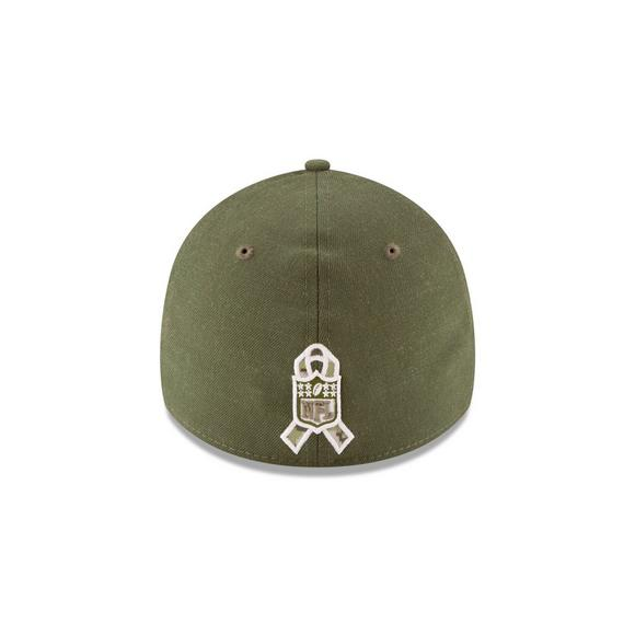 e0e4503e9bbc71 New Era Houston Texans Salute to Service 39THIRTY Stretch Fit Hat - Main  Container Image 3
