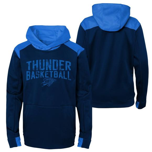 the latest 0c41e b8bfb Gen 2 Youth Oklahoma City Thunder Off the Court Hoodie