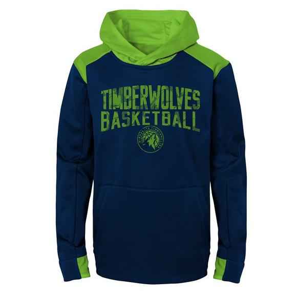 quality design 483ef ce553 Gen 2 Youth Minnesota Timberwolves Off the Court Hoodie