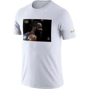 b280a8380889 Nike Men s Houston Rockets James Harden Dry MVP T-Shirt