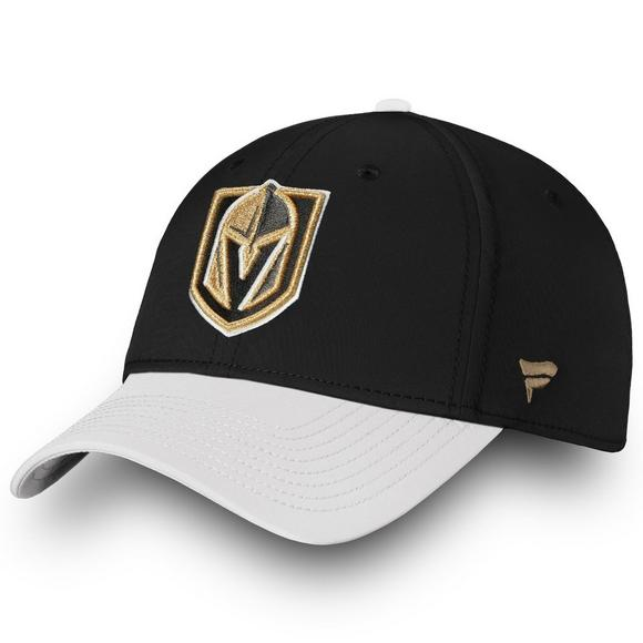 267b99f30ff Fanatics Las Vegas Golden Knights Iconic Tech Flex Stretch-Fit Hat - Main  Container Image