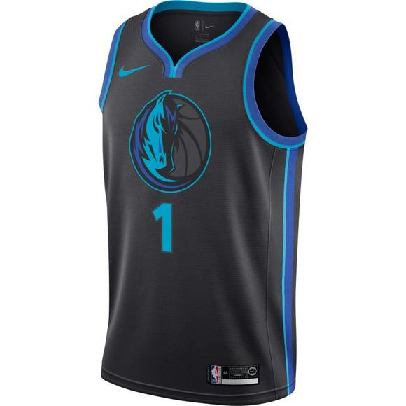 best cheap 3f4d1 38277 Nike Men's Dallas Mavericks D. Smith Jr. City Edition ...