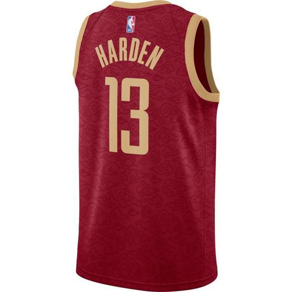 f3f9b6c439ff Nike Men s Houston Rockets J. Harden City Edition Swingman Jersey - Main  Container Image 2
