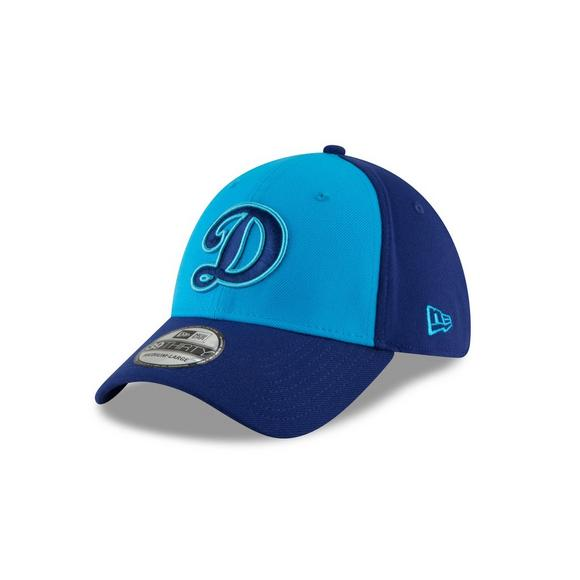 New Era Los Angeles Dodgers Players Weekend 39THIRTY Stretch Fit Hat - Main  Container Image 1 e62df1a389a