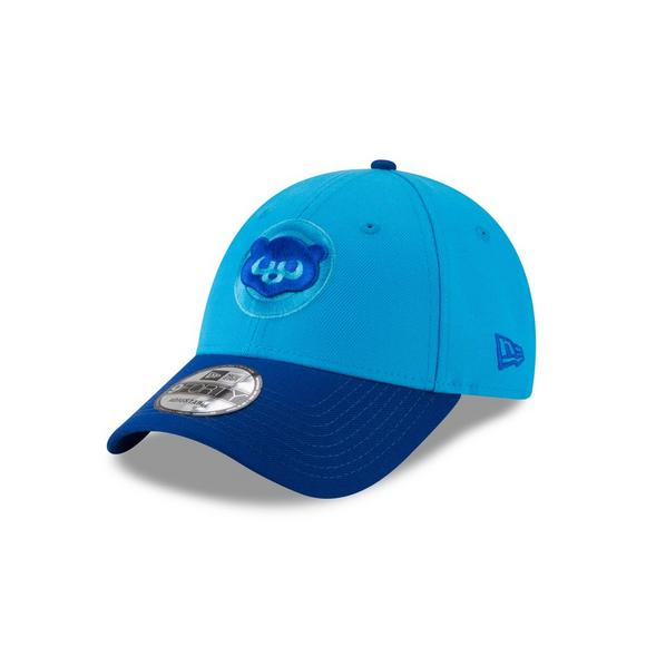 New Era Chicago Cubs Players Weekend 9FORTY Adjustable Hat - Main Container  Image 1 a98dcf5d7f9