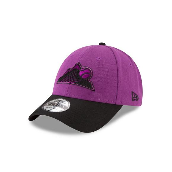 New Era Colorado Rockies Players Weekend 9FORTY Adjustable Hat - Main  Container Image 1 7415da5219f