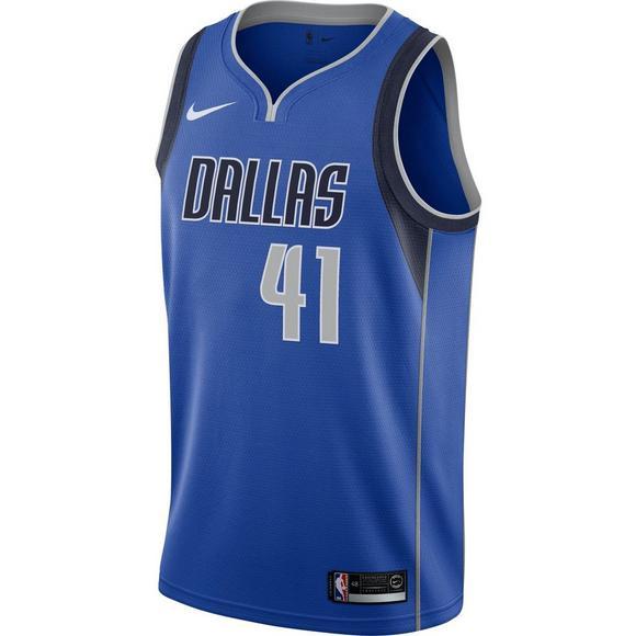 best cheap 60f62 d970c Nike Men's Dallas Mavericks Dirk Nowitzki Icon Swingman ...