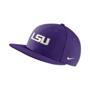 24353cb6250 Nike LSU Tigers True Rivalry Snapback Hat