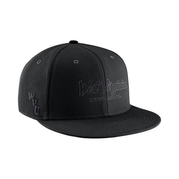 new product 6ee00 97601 Nike West Virginia Mountaineers Sport Specialty Pro Snapback Hat - Main  Container Image 2