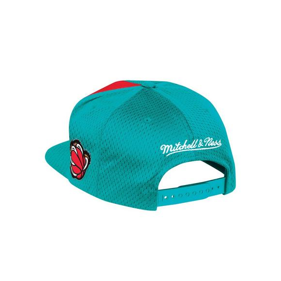 26acff67792 Mitchell   Ness Vancouver Grizzlies Division Snapback Hat - Main Container  Image 2