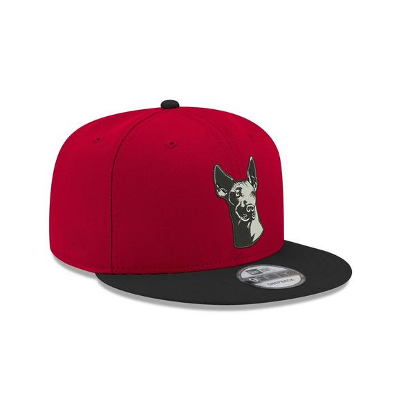 New Era Tijuana Xolos SC 9FIFTY Black Dog Snapback Hat - Main Container  Image 2 c4f48c81568