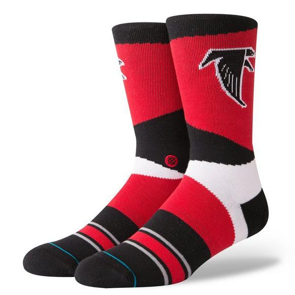 328df3c3d2 Stance Atlanta Falcons Retro Crew Socks - Main Container Image 1