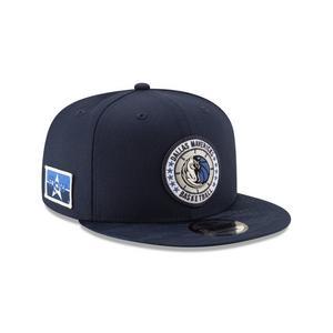 513d1985cc2 New Era Dallas Mavericks Tip Off 9FIFTY Snapback Hat