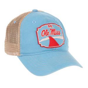 finest selection 1f4b1 6e676 Zephyr Ole Miss Rebels Homestead Snapback Cap