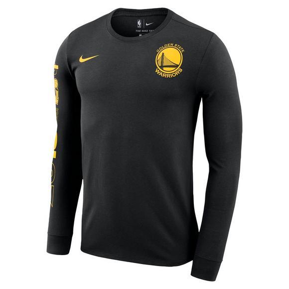 save off d4d1b 987fc Nike Men's Golden State Warriors 2018 NBA Champions Locker ...