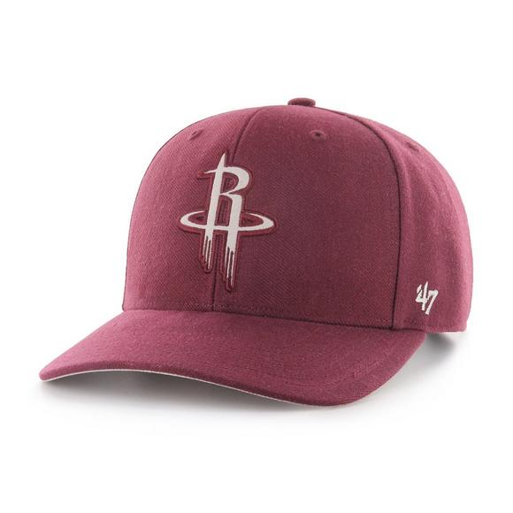 47 Houston Rockets Hush Suede MVP DP Adjustable Hat - Main Container Image  1.   ebe97cddded1
