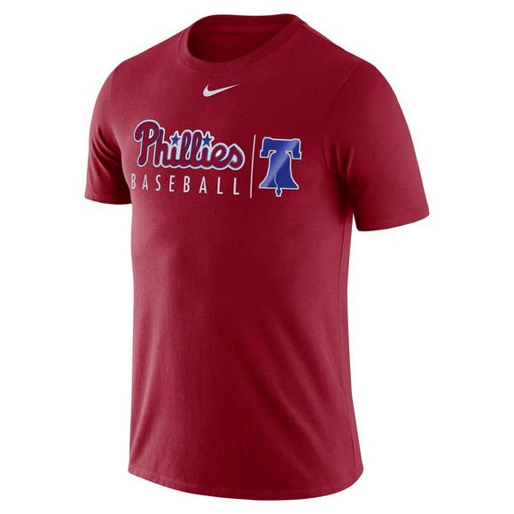 a6b121f61a7c Nike Men s Philadelphia Phillies Dri-Fit Short Sleeve Practice Tee - Main  Container Image 1