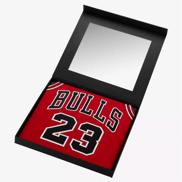 8206b09e0 Nike Men s Michael Jordan Chicago Bulls Icon Edition Authentic Collectible  Jersey - Main Container Image 5
