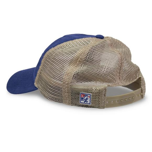 brand new 683d5 e0b15 MV Sport Tulsa Golden Hurricane Mesh Split Bar Adjustable Hat - Main  Container Image 2
