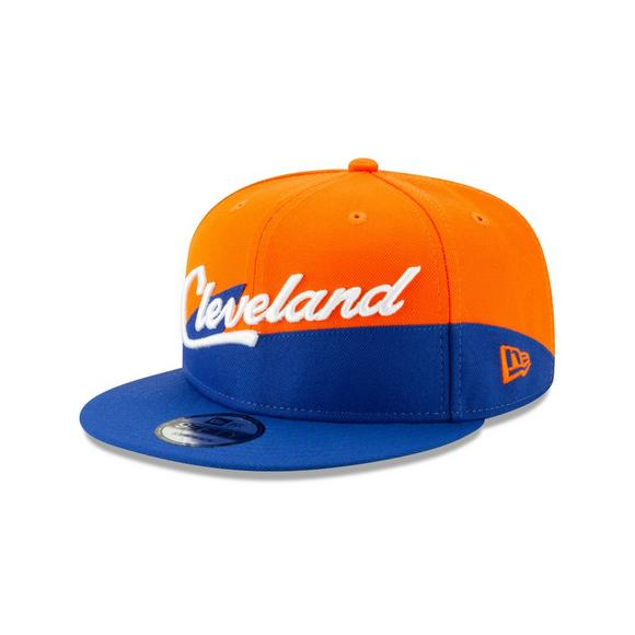 buy online 50980 4c310 New Era Cleveland Cavaliers City Series 9FIFTY Snapback Hat - Main  Container Image 1