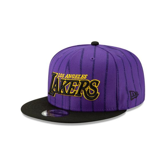 New Era Los Angeles Lakers City Series 9FIFTY Snapback Hat - Main Container  Image 1 3fdec4d26af5