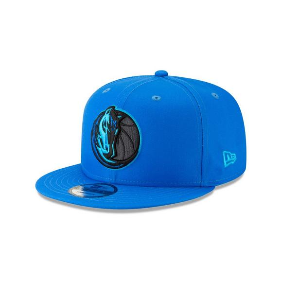 6b0f5463f49bd New Era Dallas Mavericks City Series 9FIFTY Snapback Hat - Main Container  Image 1