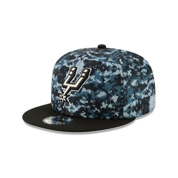 best service a415d 5f1a5 New Era San Antonio Spurs City Series 9FIFTY Snapback Hat - Main Container  Image 1