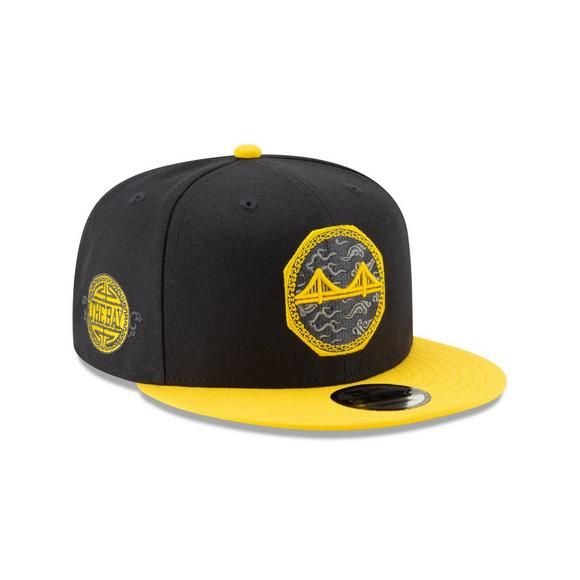 51d61c84256 New Era Golden State Warriors City Series 9FIFTY Snapback Hat - Main  Container Image 2