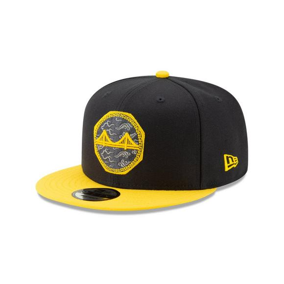 low priced 85949 d4f8a New Era Golden State Warriors City Series 9FIFTY Snapback Hat - Main  Container Image 1