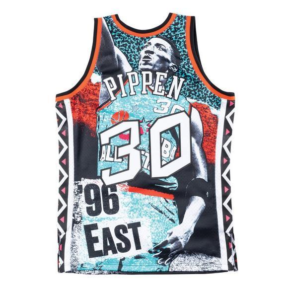 wholesale dealer bd0cb cf9f5 Mitchell & Ness Scottie Pippen Fashion All-Star East 1996 Hardwood Classics  Swingman Jersey