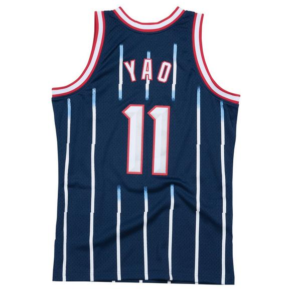 ab62499e1 Mitchell & Ness Men's Houston Rockets Yao Ming Hardwood Classics Swingman  Jersey - Main Container Image