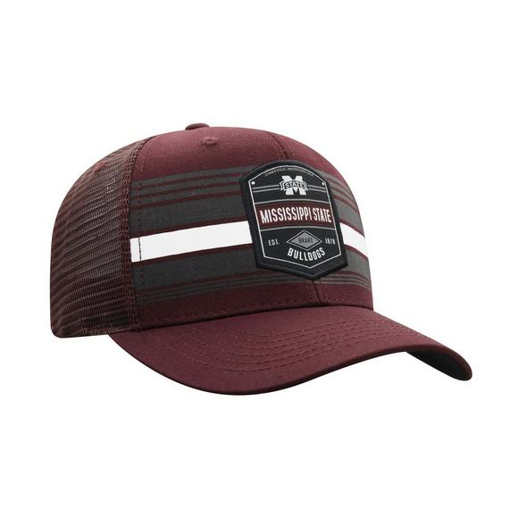 official photos 03c5f 0f524 Top of the World Mississippi State Bulldogs Branded Adjustable Hat - Main  Container Image 2