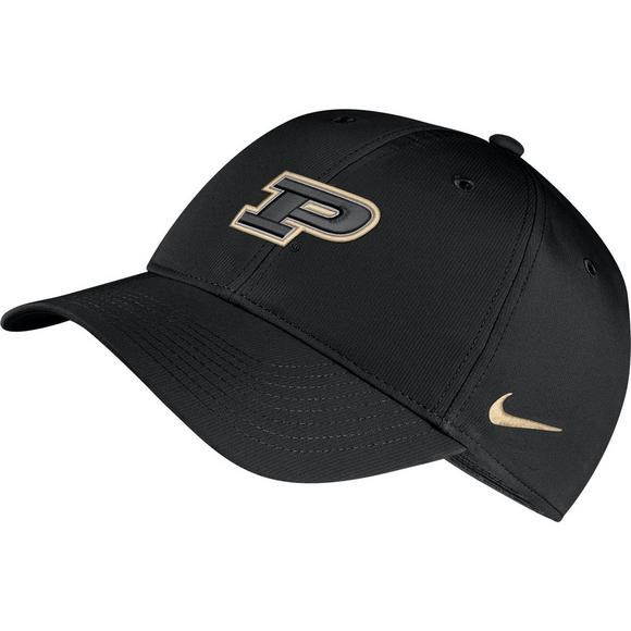 huge discount c2b20 99fc1 Nike Purdue Boilermakers Legacy 91 Adjustable Hat - Main Container Image 1