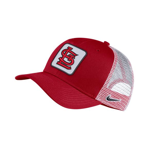 717a3daf5 Nike St. Louis Cardinals Classic99 Trucker Adjustable Hat