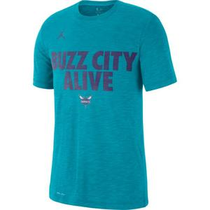 bf39a951dea305 Jordan Youth Charlotte Hornets Dri-Fit Swoosh T-Shirt. Standard Price 28.00  Sale Price 15.97. Extended Sizes