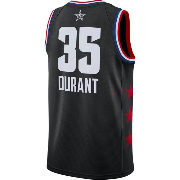 c7bb1a232348 Jordan Men s Golden State Warriors K. Durant 2019 All-Star Swingman Jersey  - Main